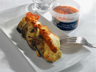 Chargrilled Red Pepper Pesto